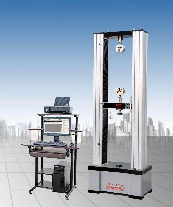 50kN球墨铸铁焊接强度试验机